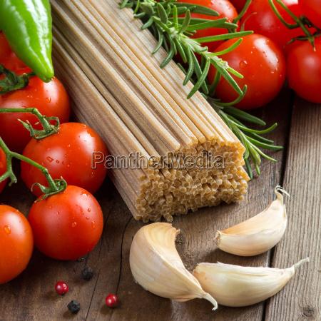 spaghettiwarzywa i ziola
