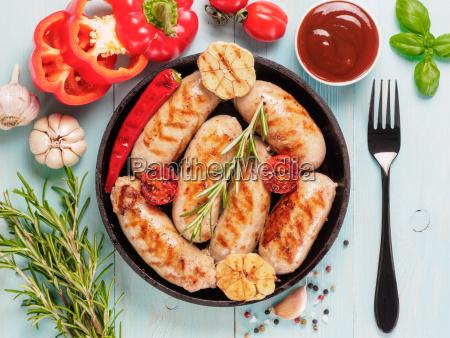 niebieski jedzenie wyzywienie zywnosc jadalnia proviant
